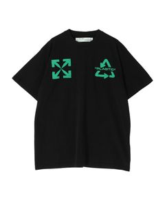 """OFF-WHITE / """"UNIVERSAL KEY S/S OVER TEE"""" Tシャツ"""
