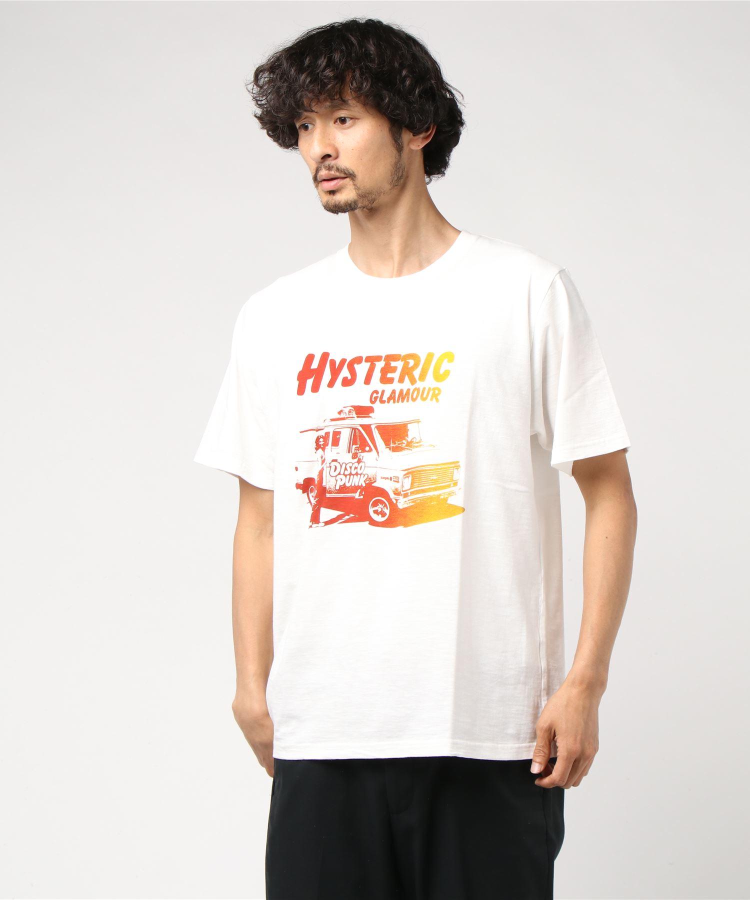 BOOGIE VAN Tシャツ