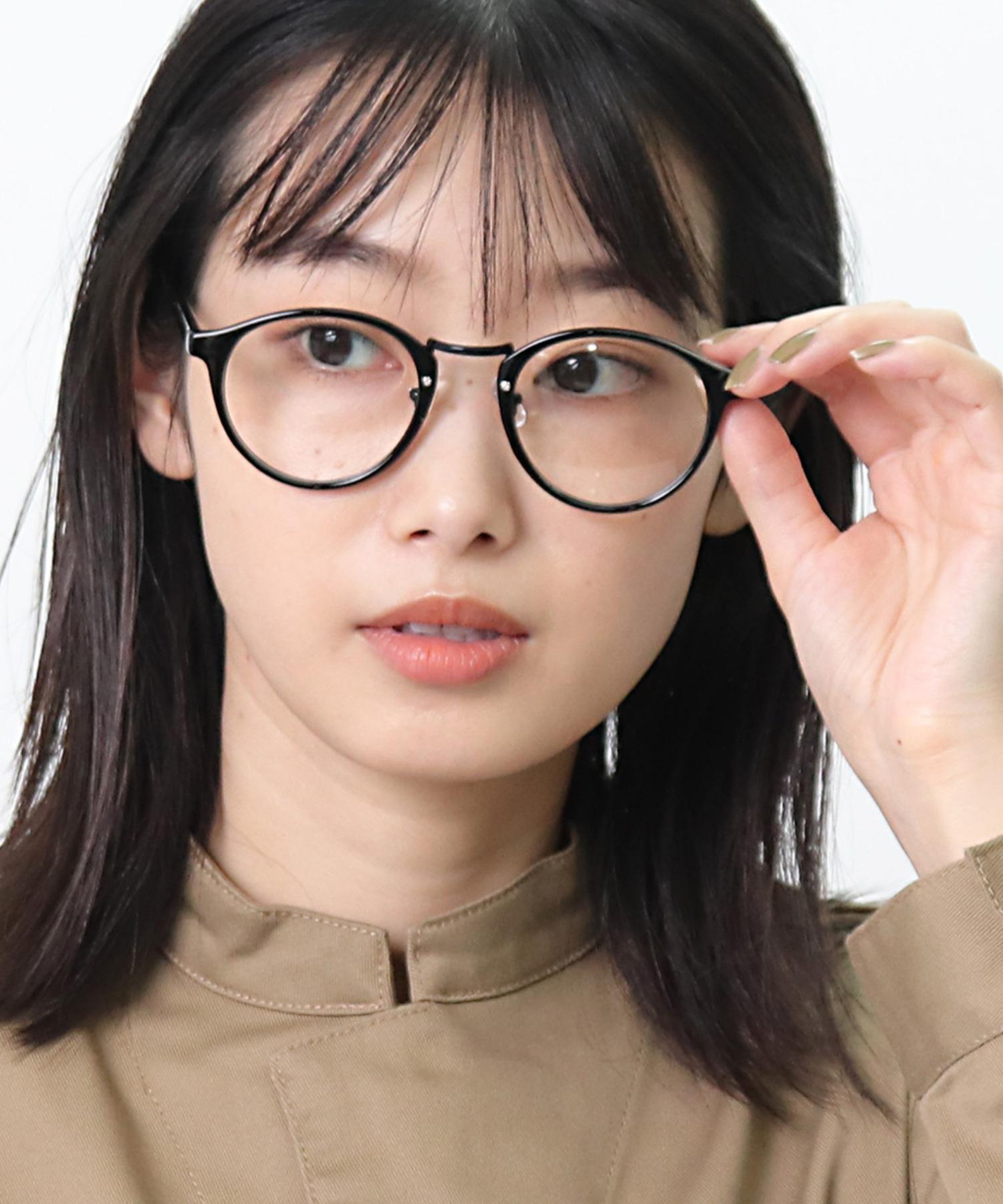 ボストン型伊達眼鏡 9465 SPI
