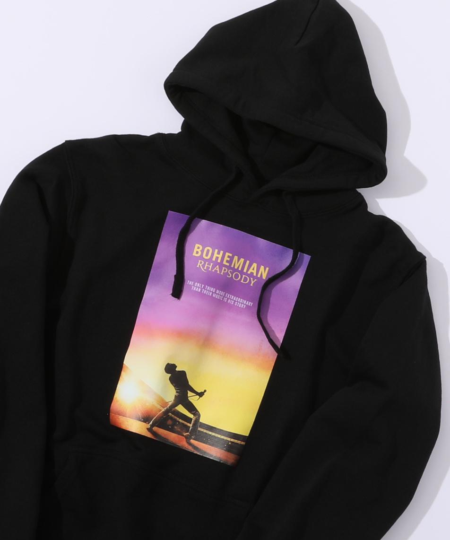 ボヘミアンラプソディ コラボパーカー Sunset Bohemian Rhapsody Movie Hoodie / アメリカンラグシー AMERICAN RAG CIE