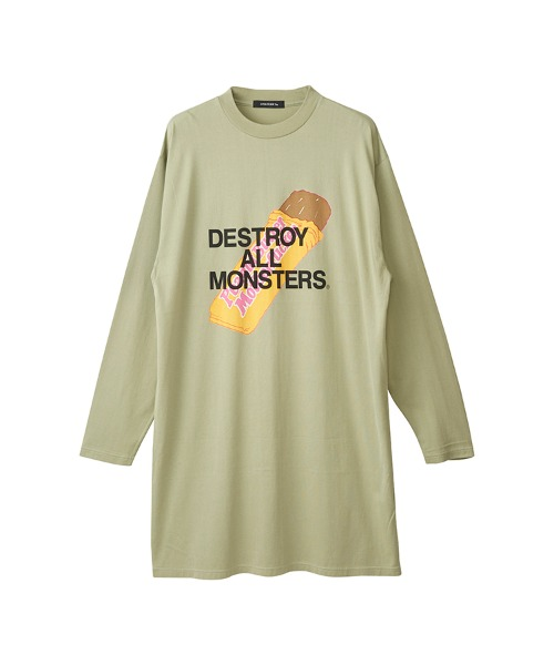 DESTROY ALL MONSTERS/PBMFワンピース