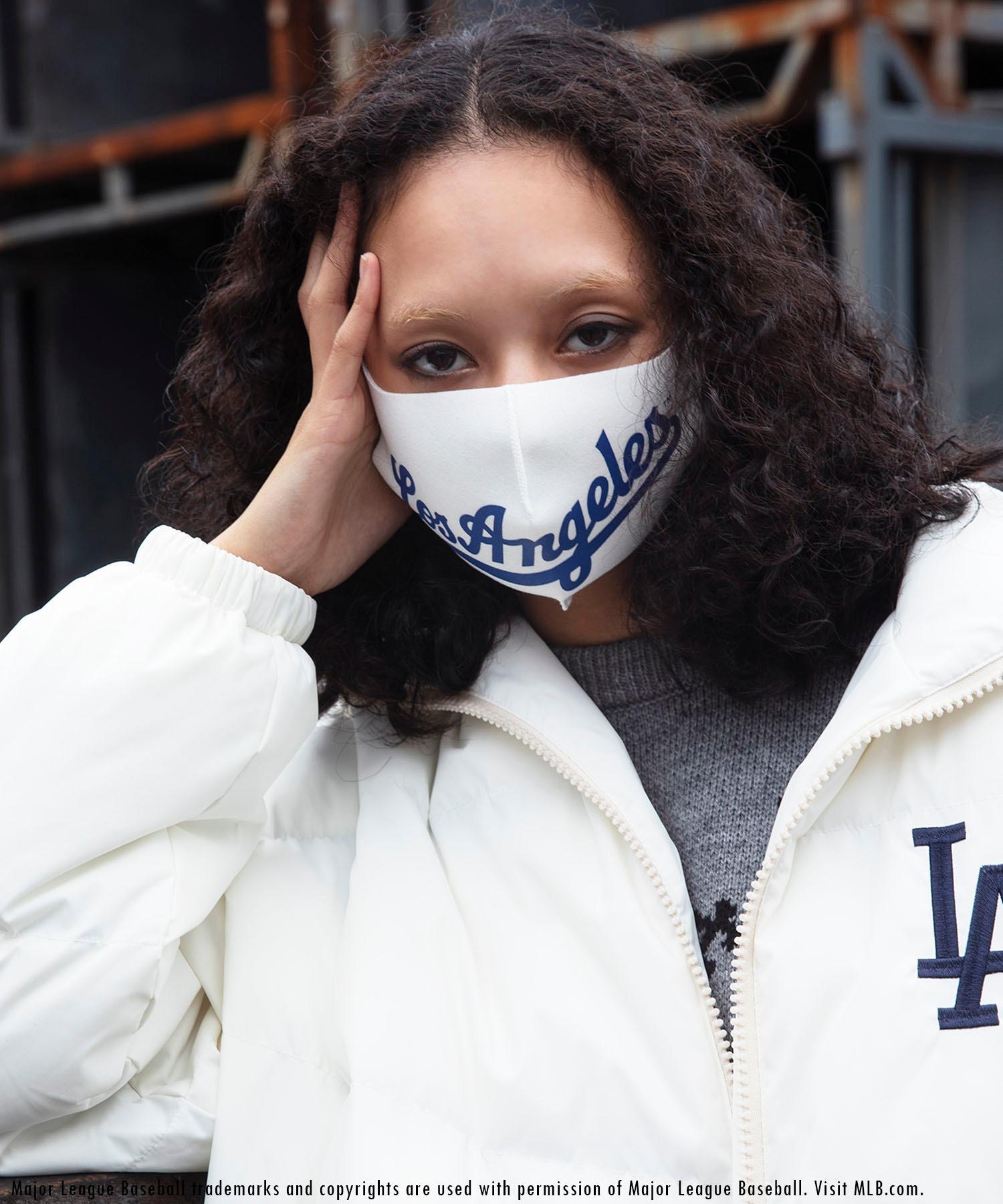 【MLB】ファッションマスク(ドジャース)