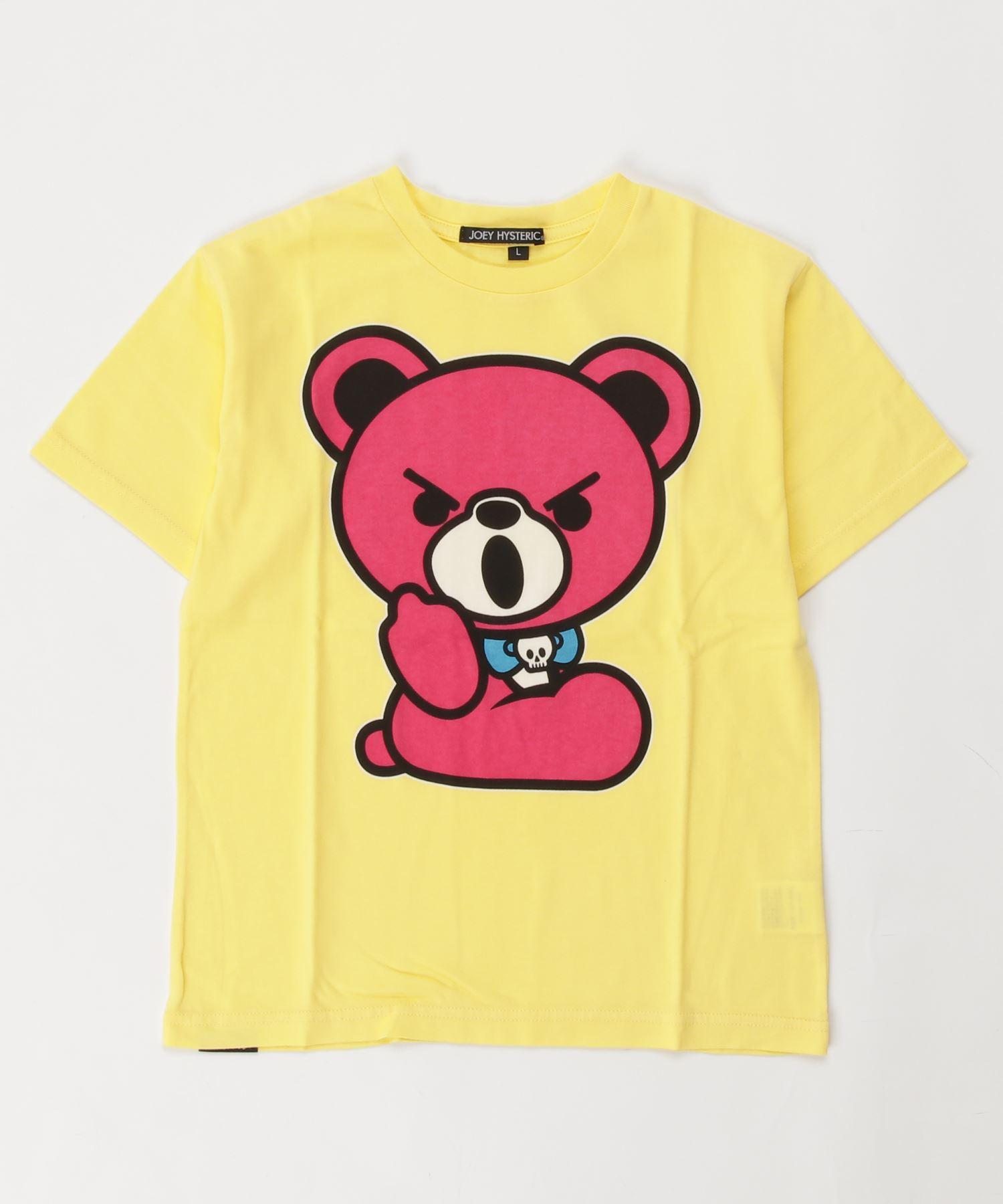 HELLO BEAR pt Tシャツ【L】