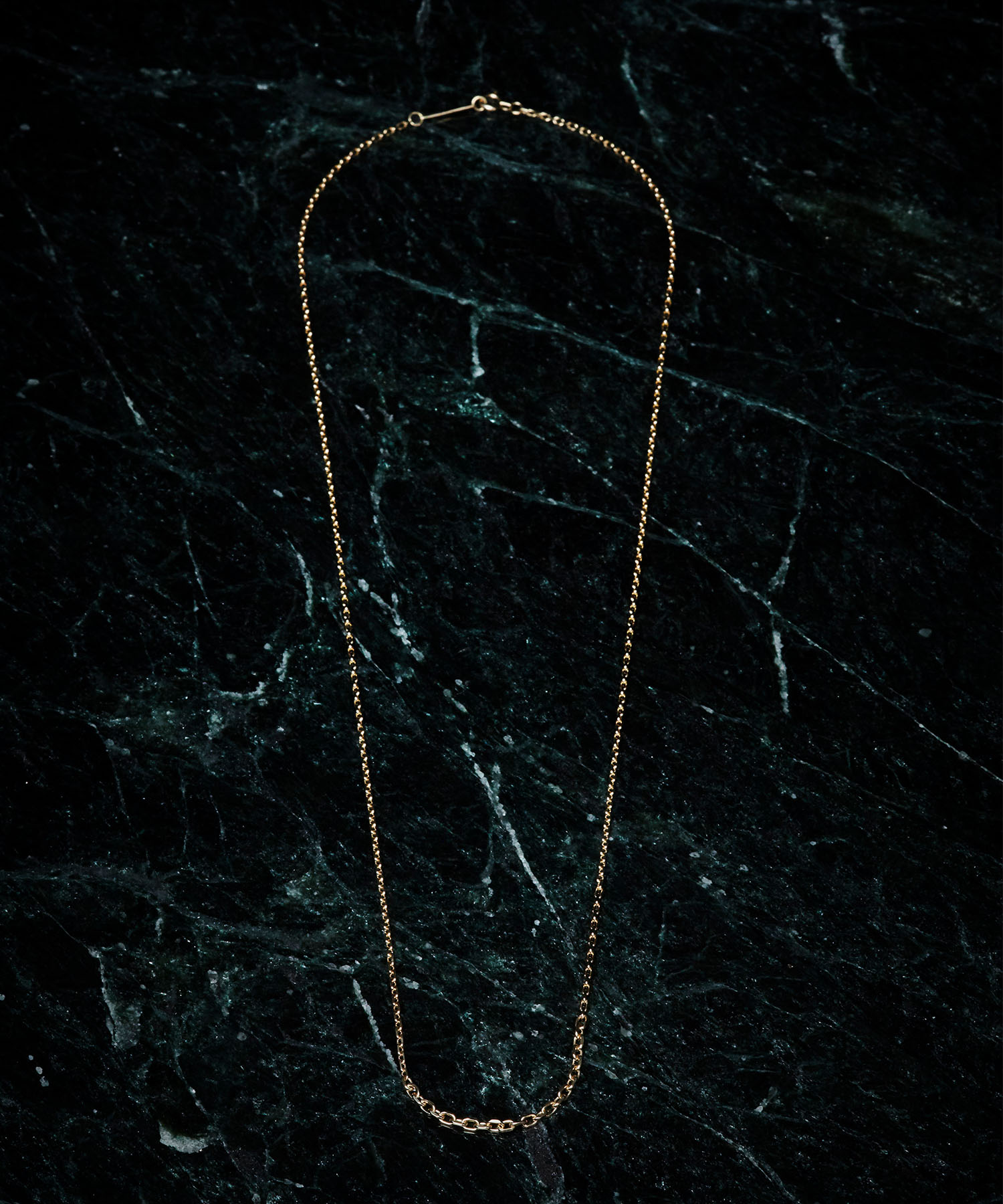 |WERK / Necklace (N-02) K10 YG