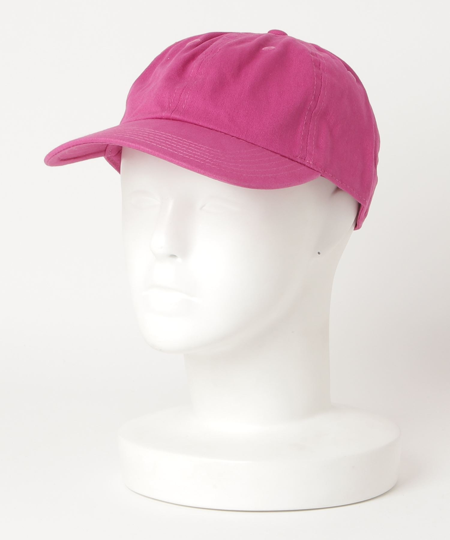 【newhattan】 ニューハッタン キャップ STONE WASHED CAP