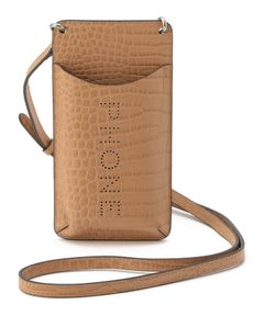 "ANYA HINDMARCH / ""Phone Pouch on Strap"" スマートフォンポーチ"