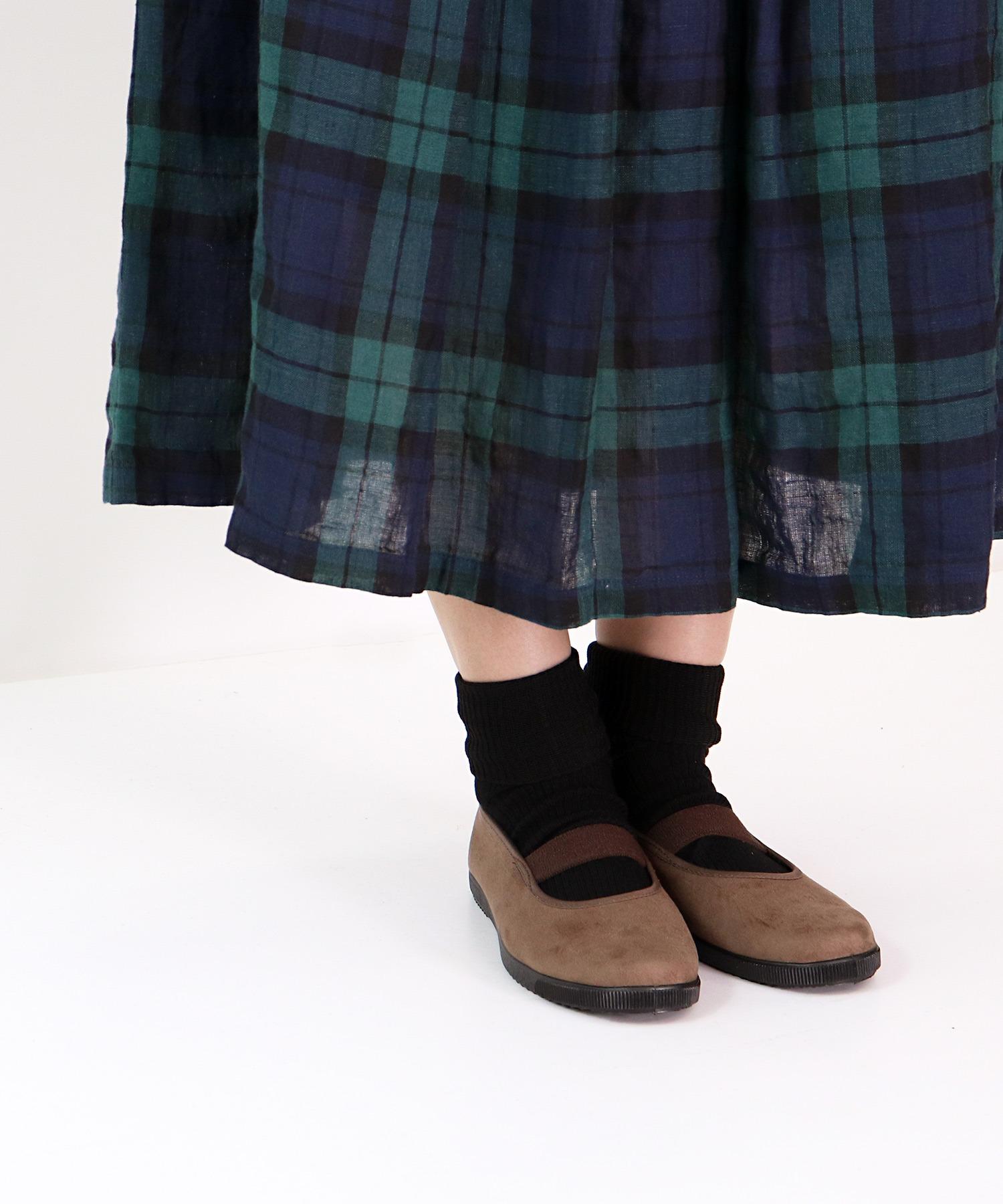 【MOONSTAR / ムーンスター】BALLET SHOES バレエスリッポン/上履きスニーカー