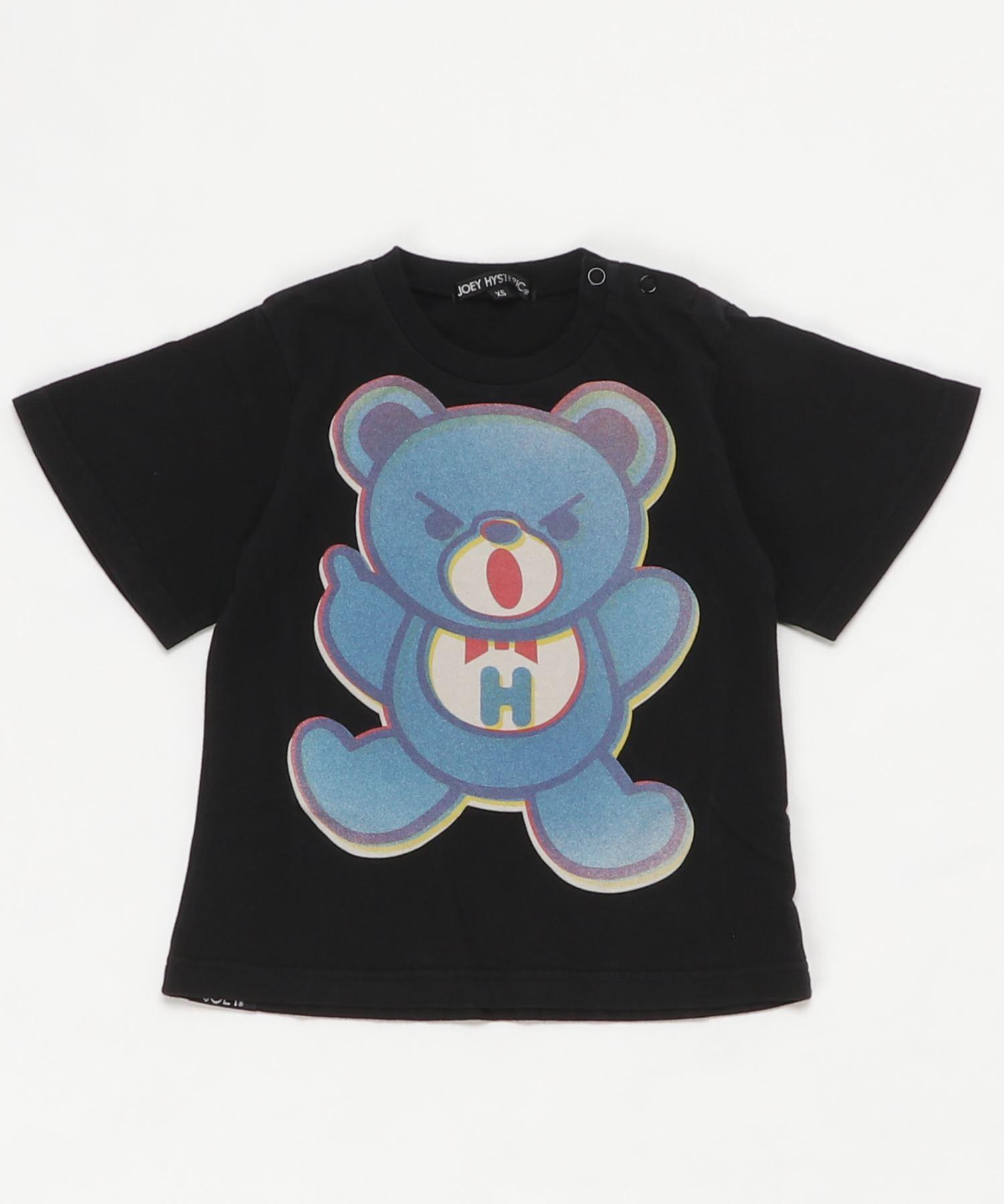 BEAR PRIMARY COLOR オーバーサイズTシャツ【XS/S/M】