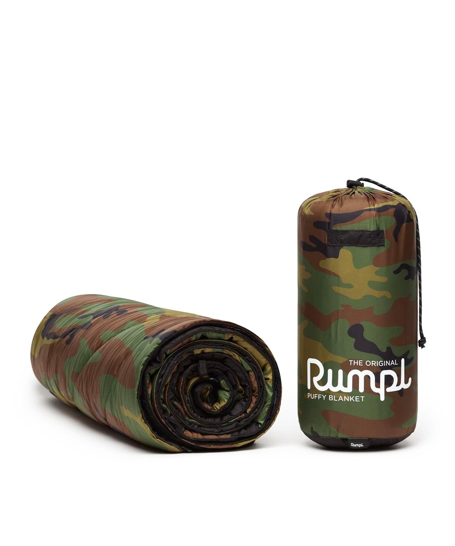 【 Rumpl / ランプル 】ORIGINAL PUFFY BLANKET PRINT オリジナル パフィー ブランケット