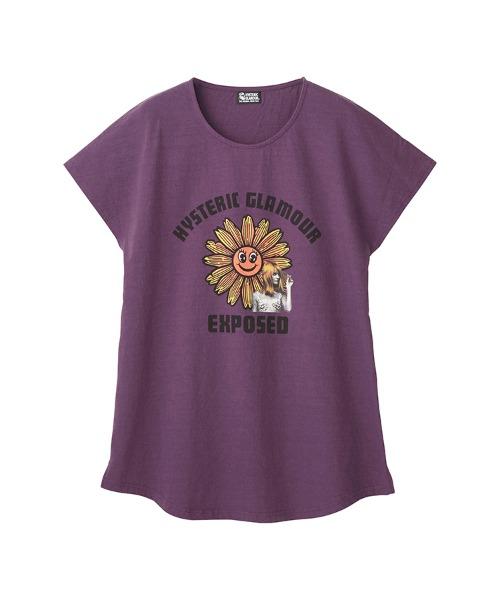 FLOWER POWER Tシャツ