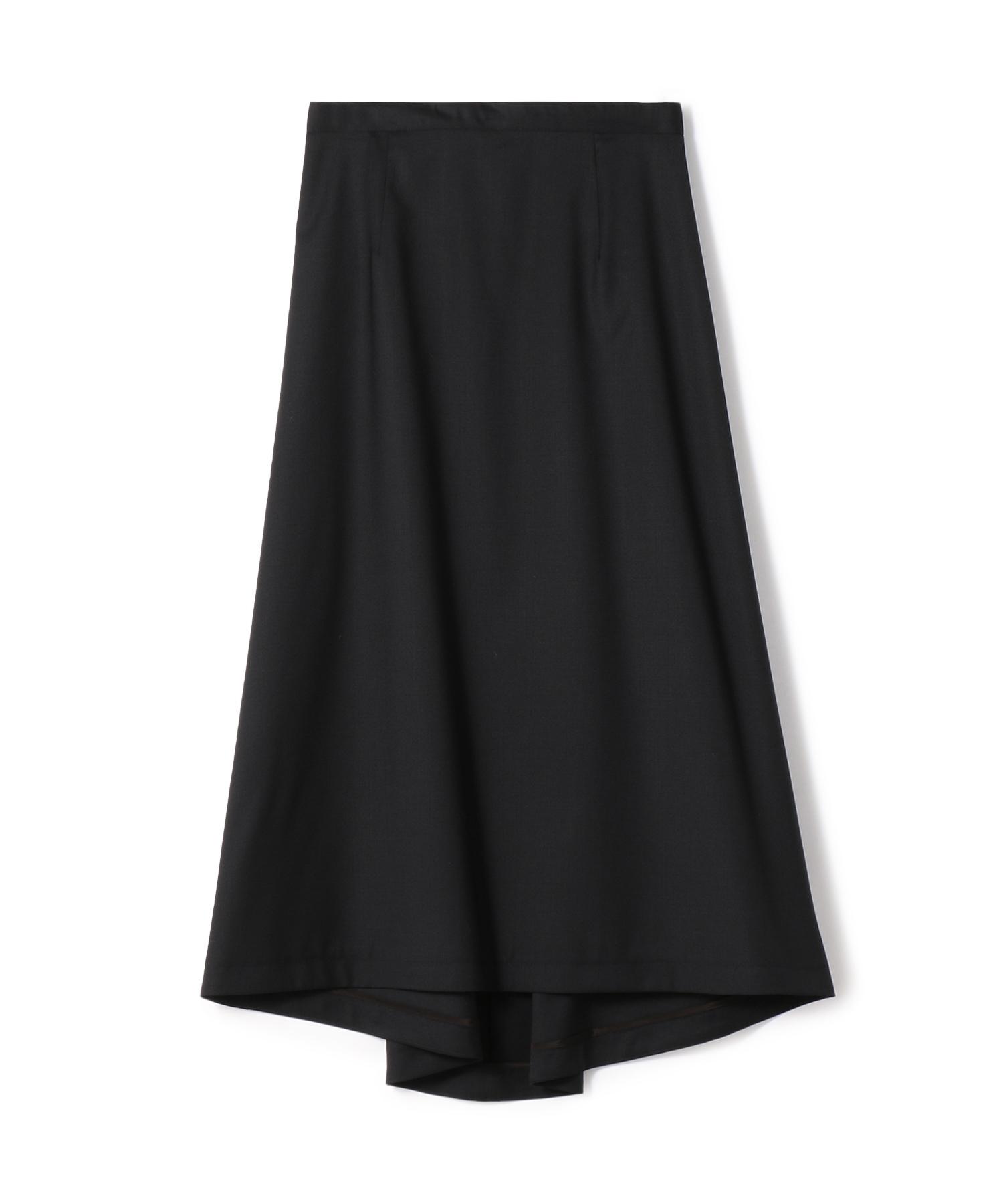 COL PIERROT / シルクウールスカート