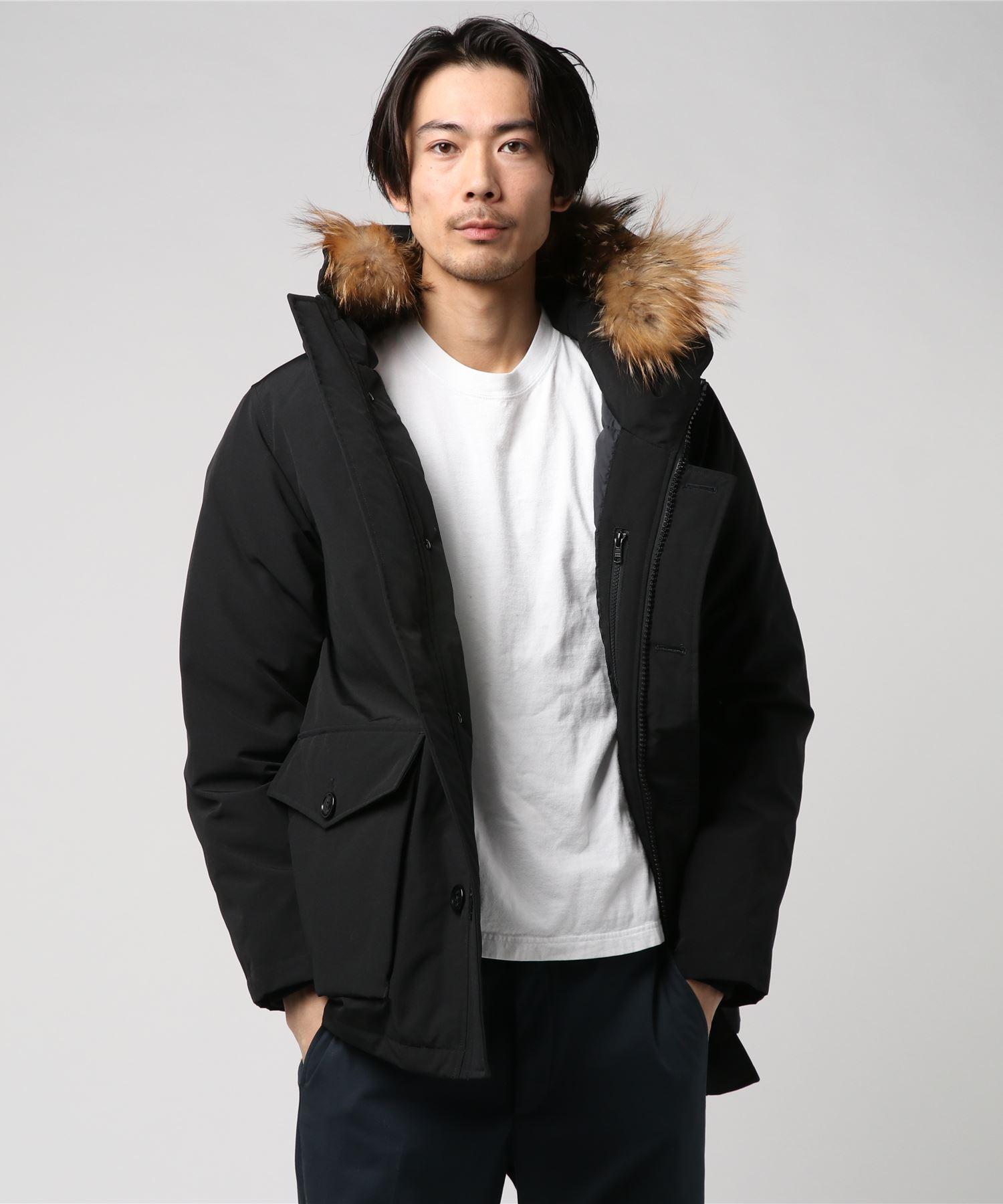 ダントン DANTON / ファーカラーフードダウンジャケット Fur Collar Hooded Down Jacket