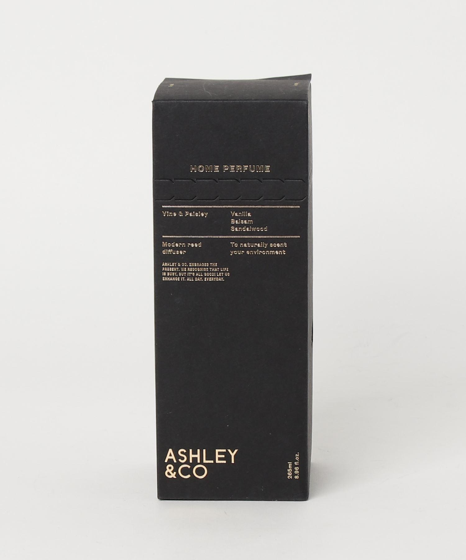 ASHLEY & CO ディフューザー Vine & Paisley 265ml