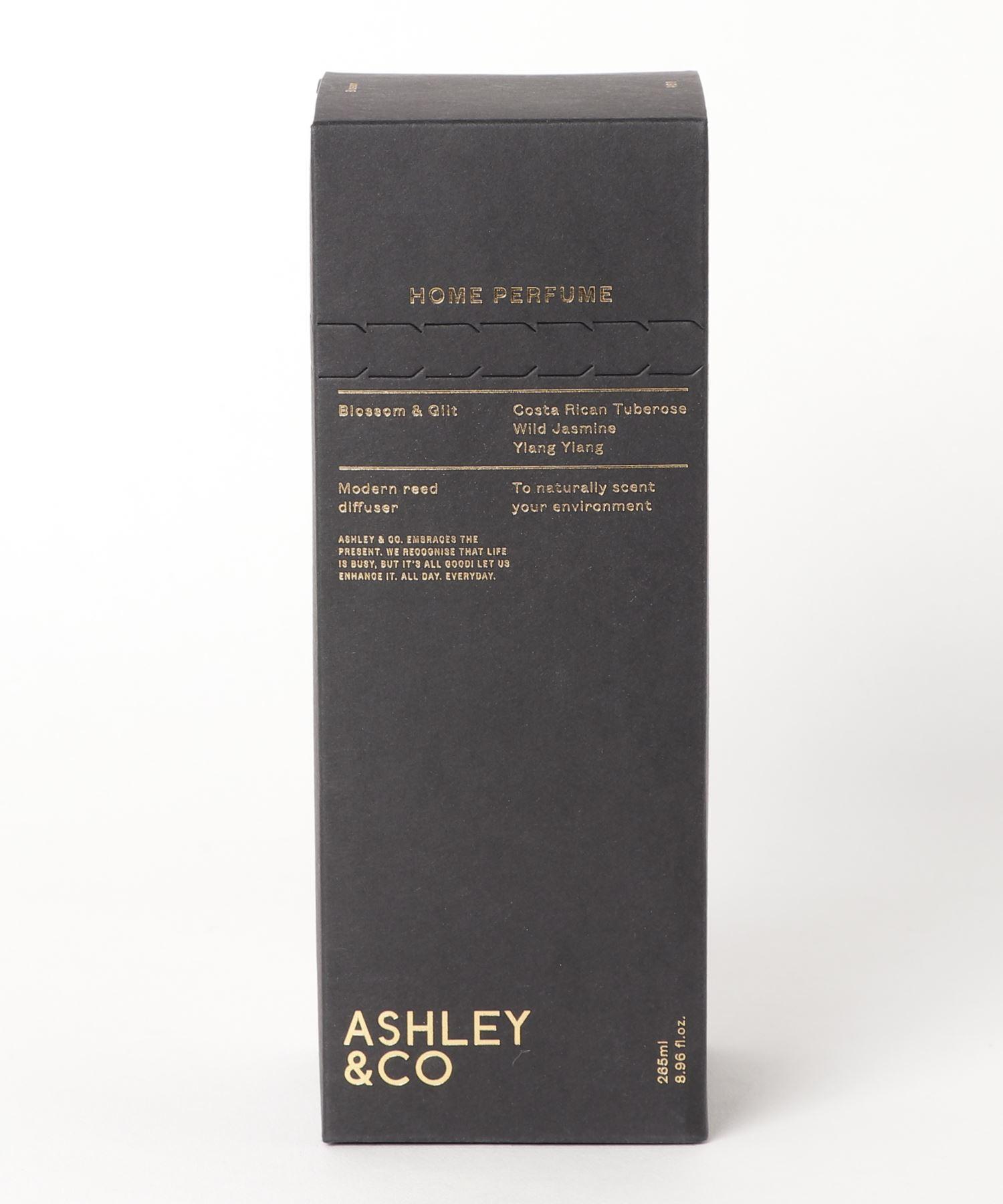 ASHLEY & CO  ディフューザー Blossom & Gilt 265ml