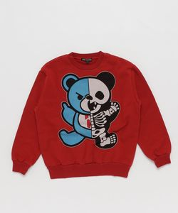 HYS BEAR SKELTON pt スウェット【L】