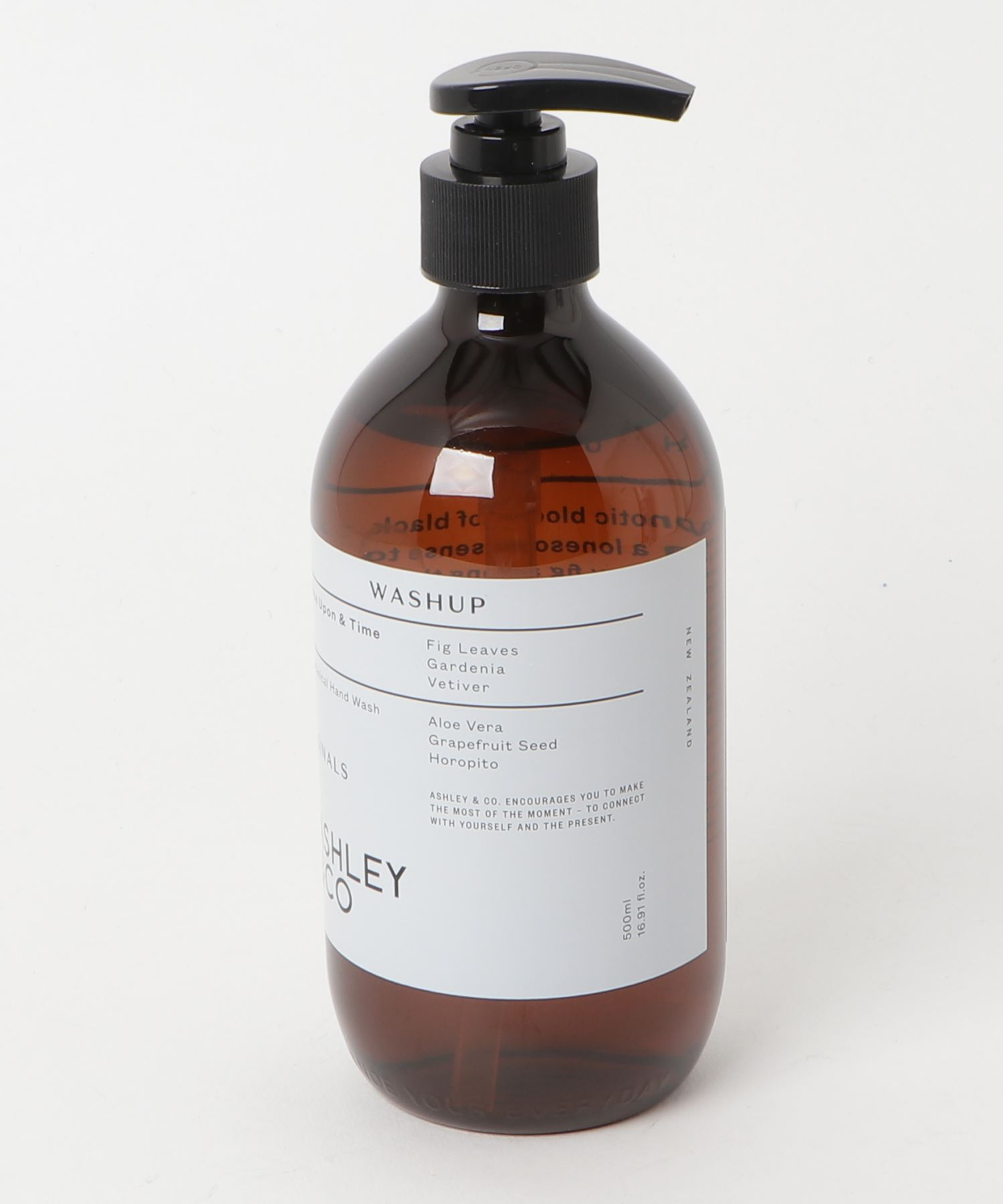 ASHLEY & CO ハンドウォッシュ Once Upon & Time 500ml