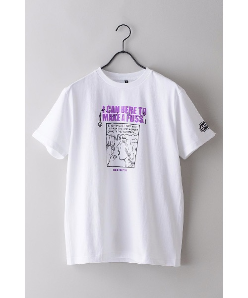 【OUTDOOR PRODUCTS】FM802コラボ Tシャツ 2 フロントプリント バックプリント 両面プリント
