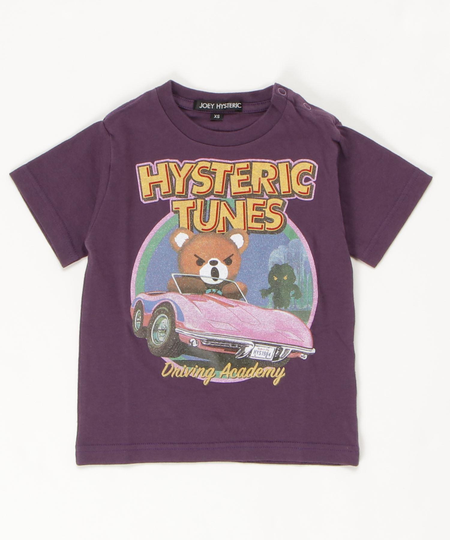 HYSTERIC TUNES pt Tシャツ【XS/S/M】