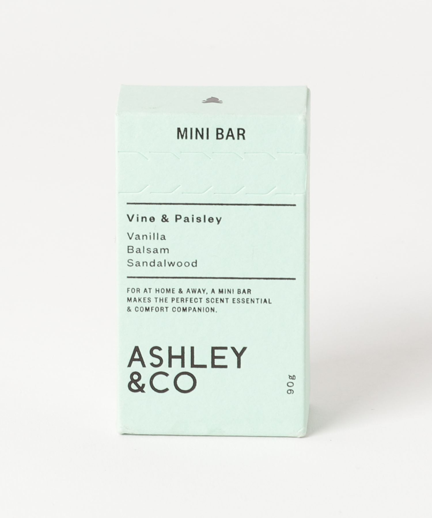 ASHLEY & CO ソープ Vine & Paisley 90g