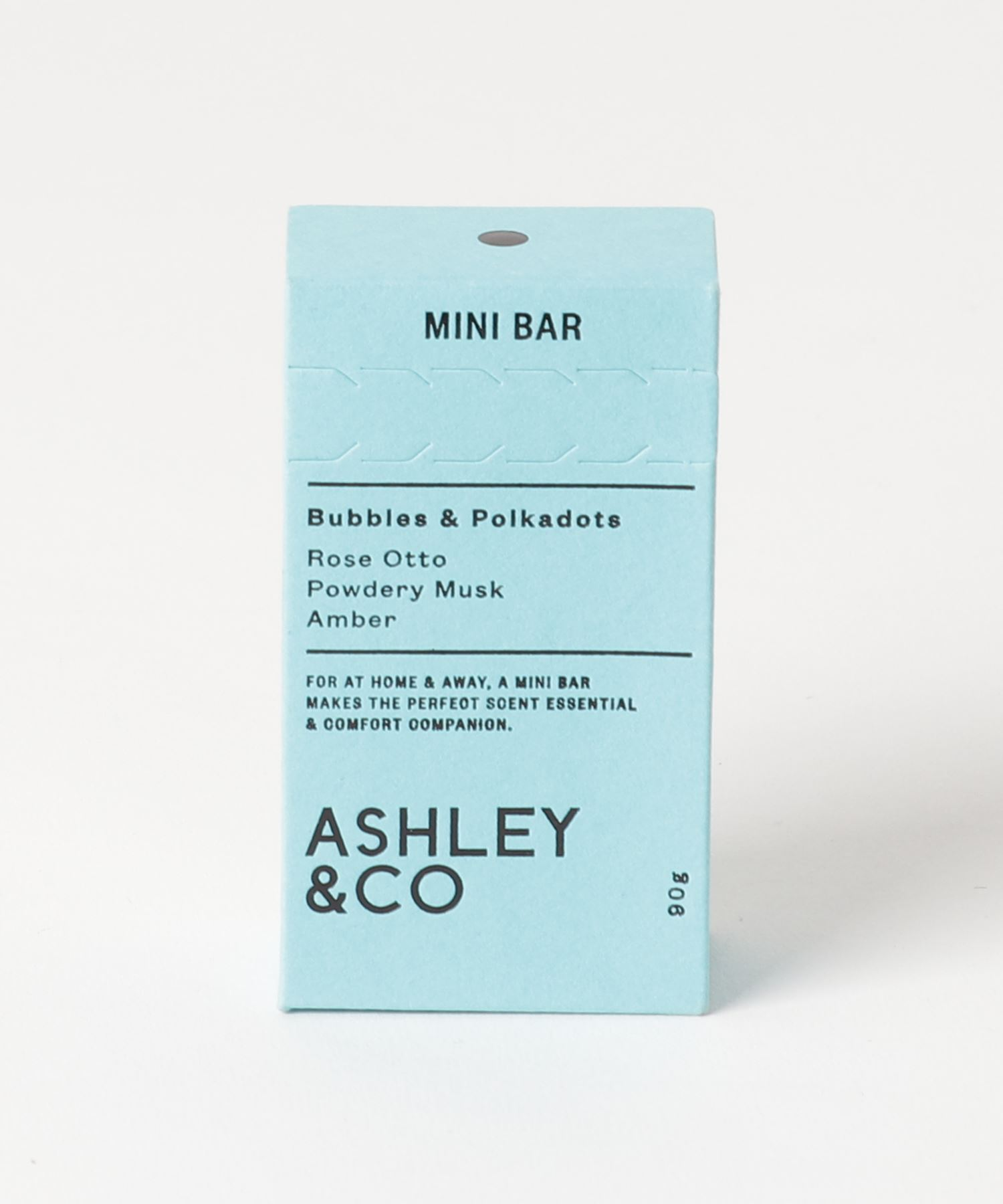 ASHLEY & CO ソープ Bubbles & Polkadots 90g