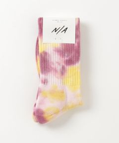 "NECESSARY ANYWHERE / ""TIE DYE TRADITIONAL"" ソックス"