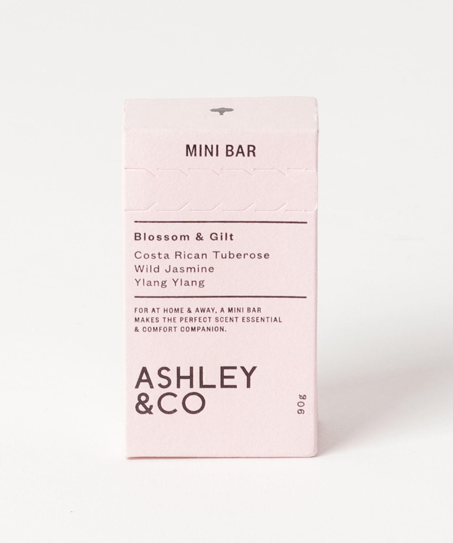 ASHLEY & CO ソープ Blossom & Gilt 90g