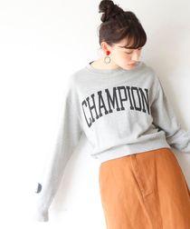 【別注】Champion (チャンピオン) × coen (コーエン) オリジナルロゴスウェット