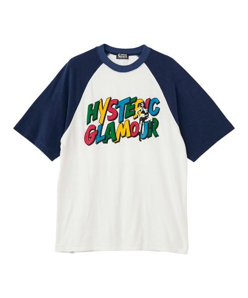 HYS HITS オーバーサイズTシャツ