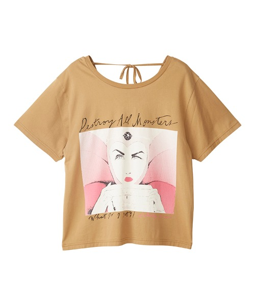 DESTROY ALL MONSTERS/WHAT DO I GET? Tシャツ