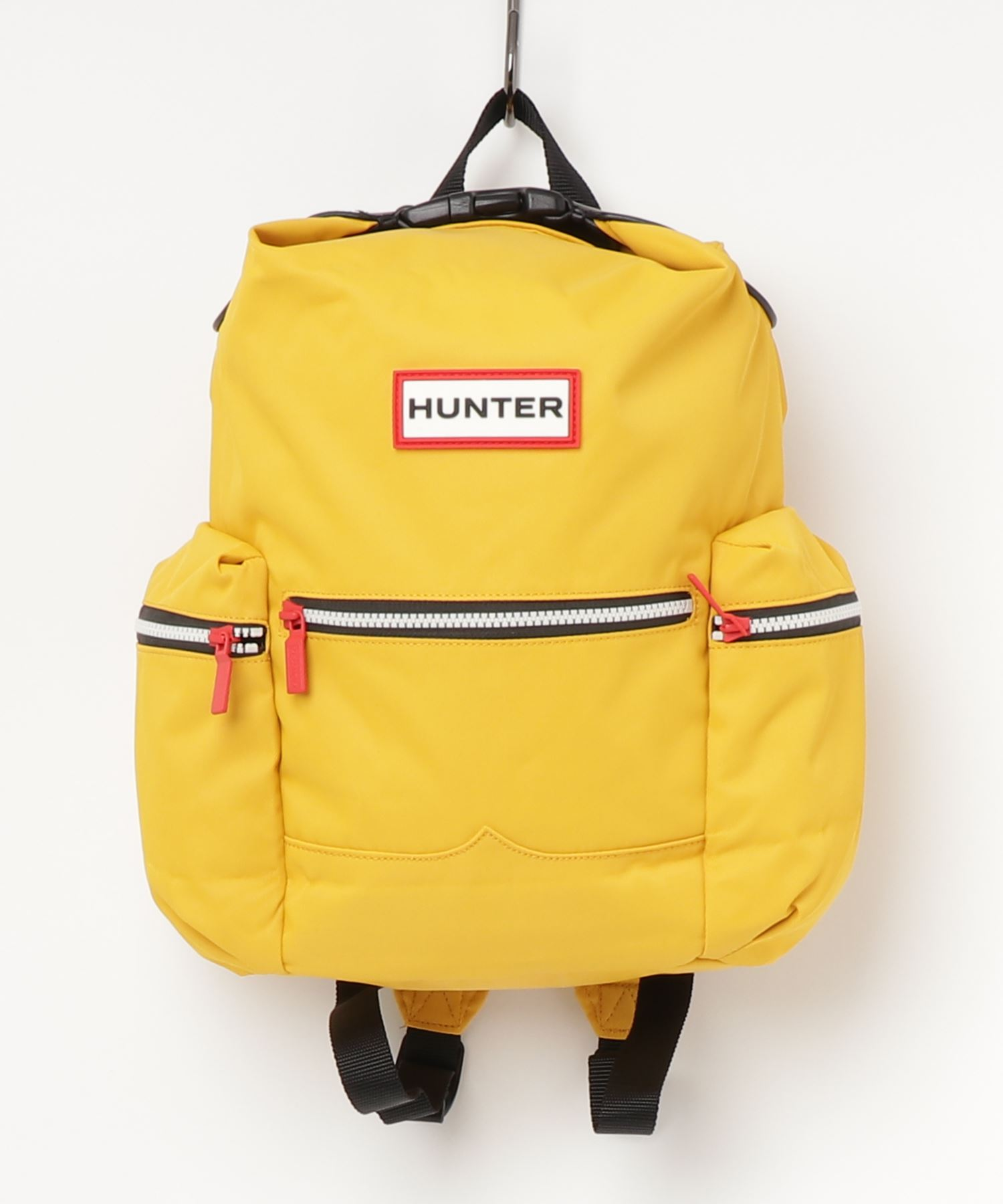 【HUNTER/ハンター】ORIGINAL MINI BACKPACK NYLON UBB6018ACD  HUT オリジナル トップクリップ バックパック/リュック- ナイロン