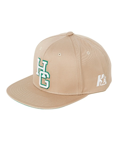 HG刺繍 ベースボールキャップ