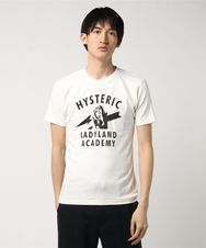 LADY LAND ACADEMY プリント Tシャツ