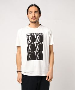 THE ROLLING STONES/SIX MICK プリント Tシャツ
