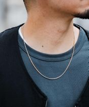 SC GLR Chain Necklace チェーン ネックレス 男女兼用 ユニセックス