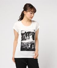 THE SLITS/NEWTOWN pt Tシャツ