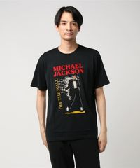 MICHAEL JACKSON/OFF THE WALL プリント Tシャツ