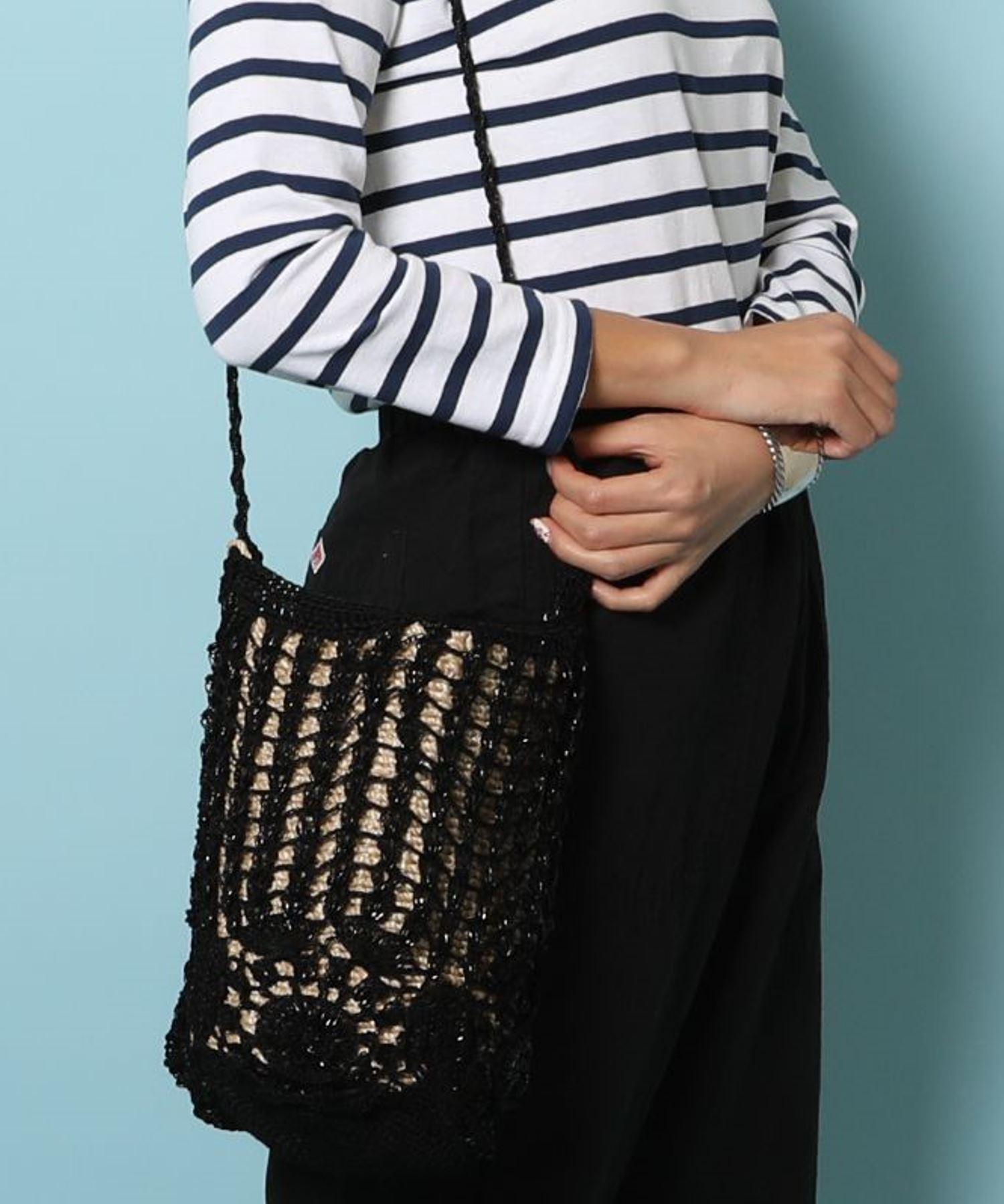 JAMIRAY ジャミレイ / ニットバスケットバッグ Knitbasket Bag