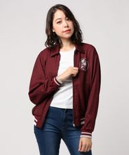 GV1831011 EMBROIDERED BLOUSON