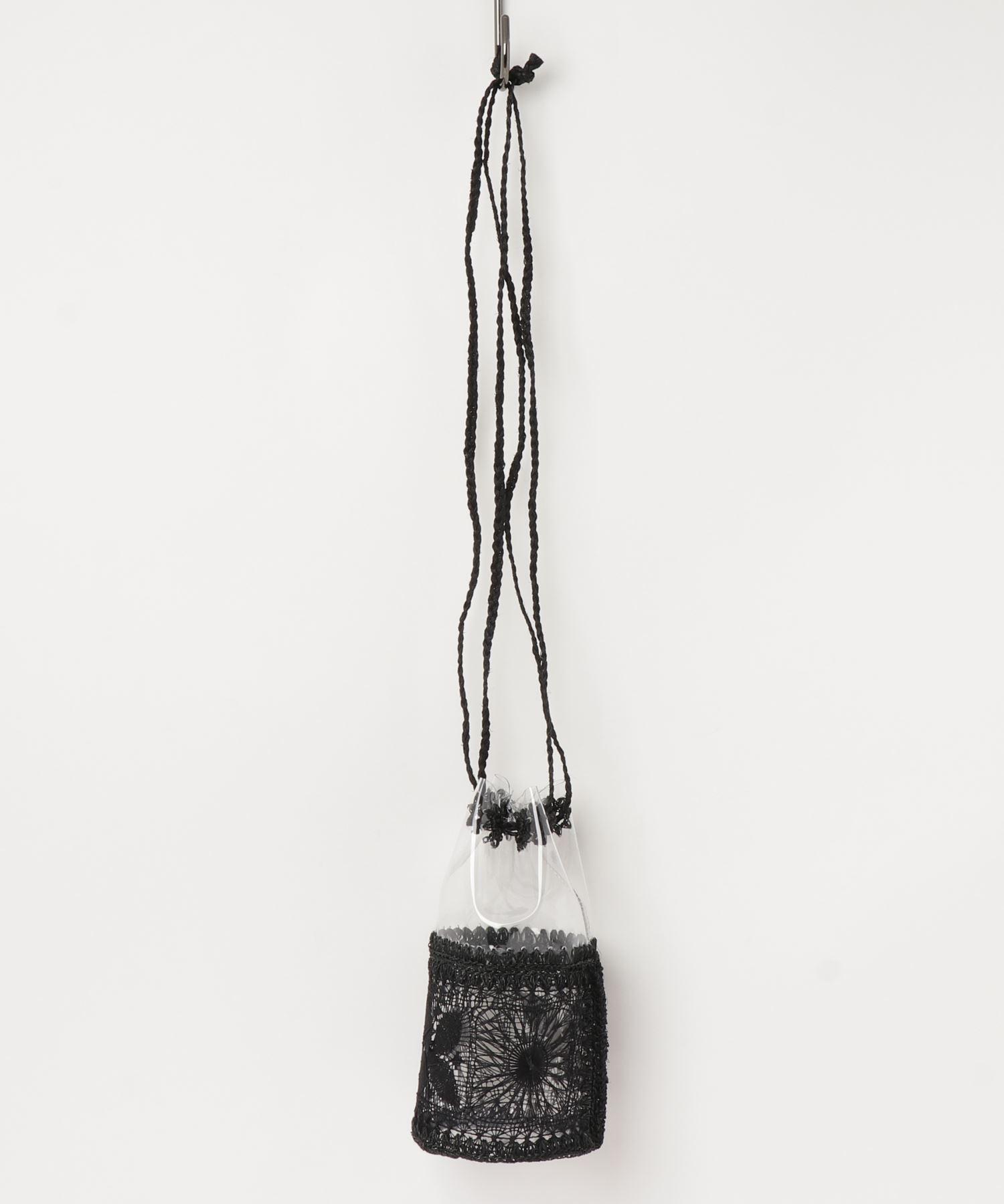 JAMIRAY ジャミレイ / PVCミニクリアバッグ Clear Dust Bag