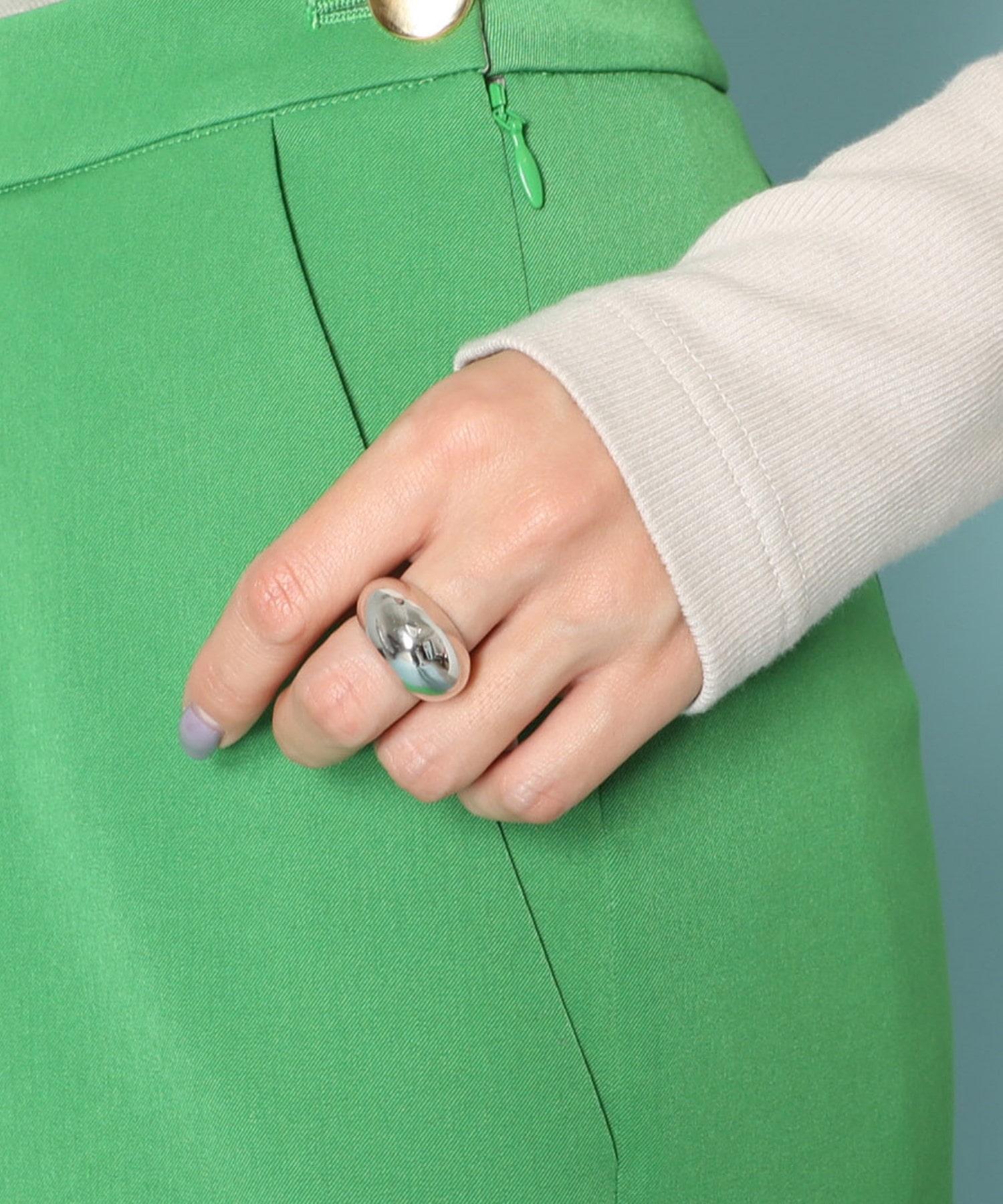 JAMIRAY ジャミレイ / ラウンドシルバーリング Round Silver Ring