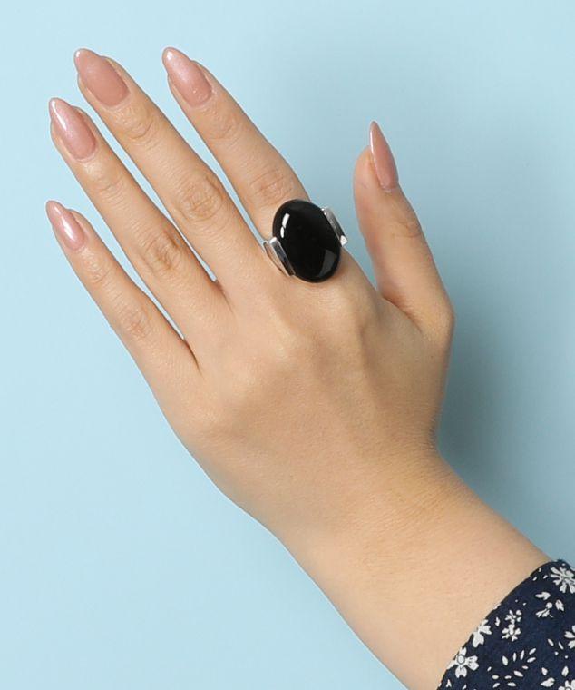 JAMIRAY ジャミレイ / ビッグストーンリング Big Stone Ring