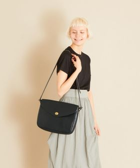 e1d307a2148c <Mimi×Steven Alan>FRANK LEATHER SHOULDER BAG/ショルダーバッグ