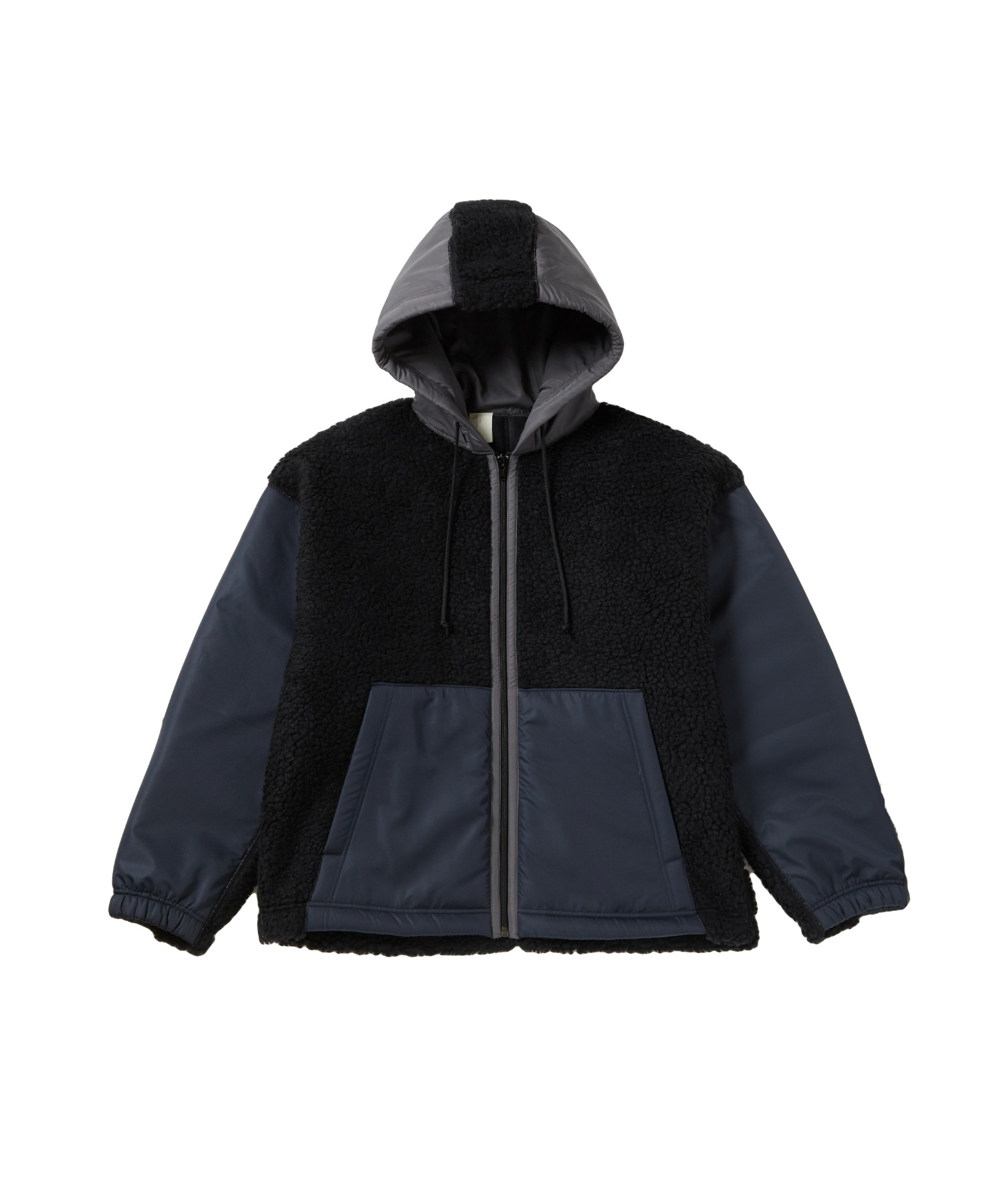 FALL2020 HOODED BLOUSON
