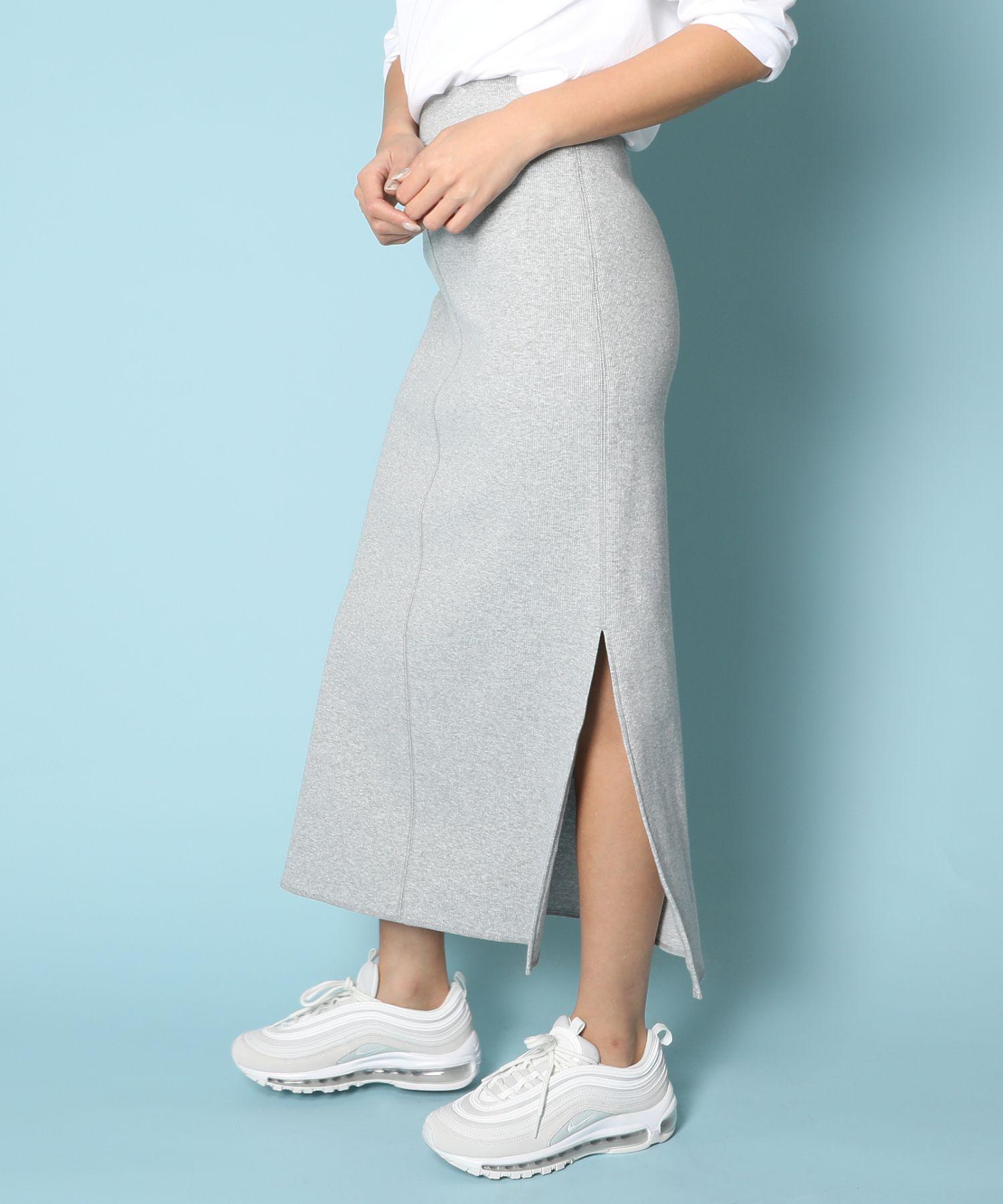 AMERICAN RAG CIE Rib Skirt/アメリカンラグシー リブスカート