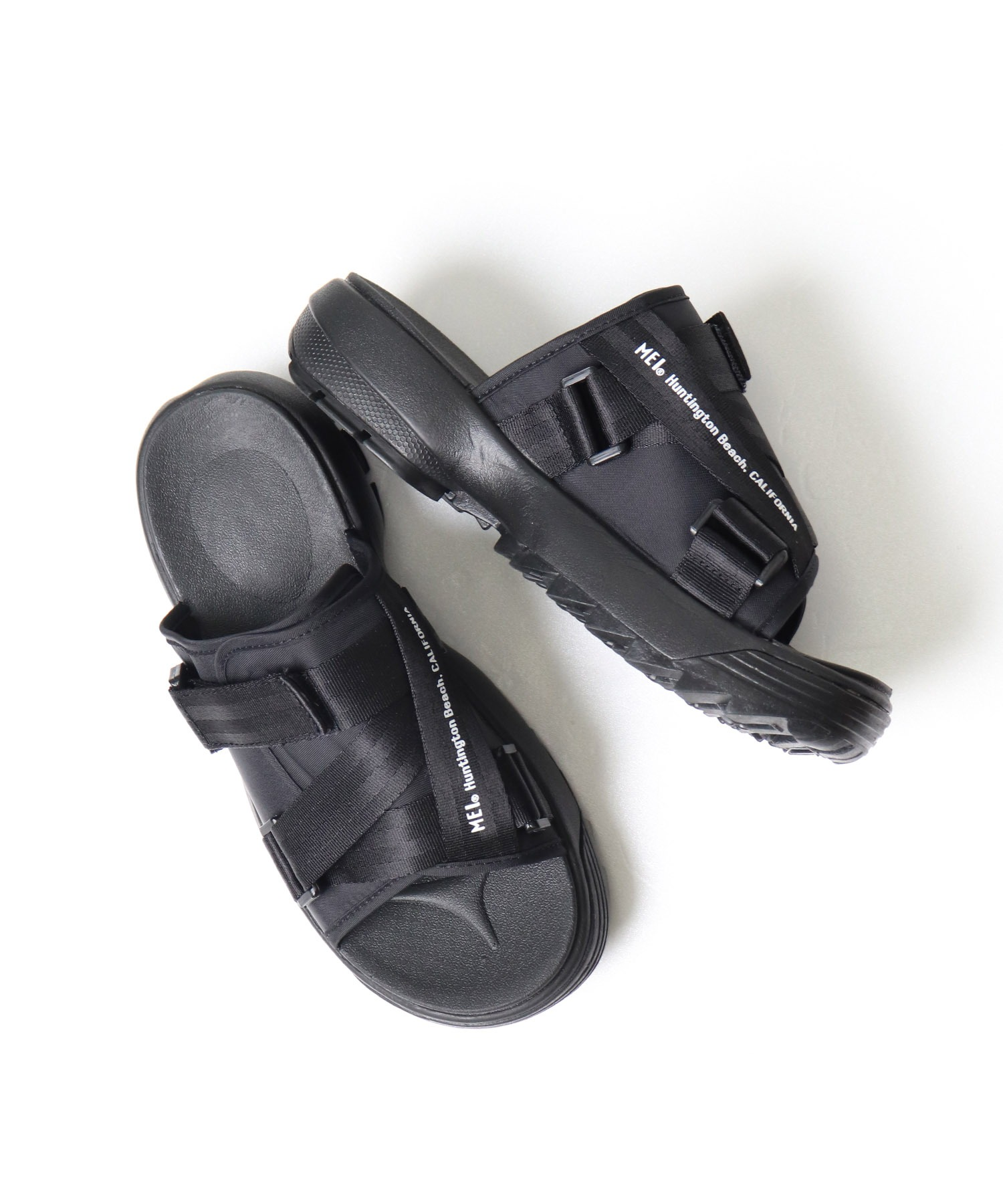 【 MEI / メイ 】Recycled nylonsandal ナイロンサンダル スポーツサンダル メンズサイズ 21SS
