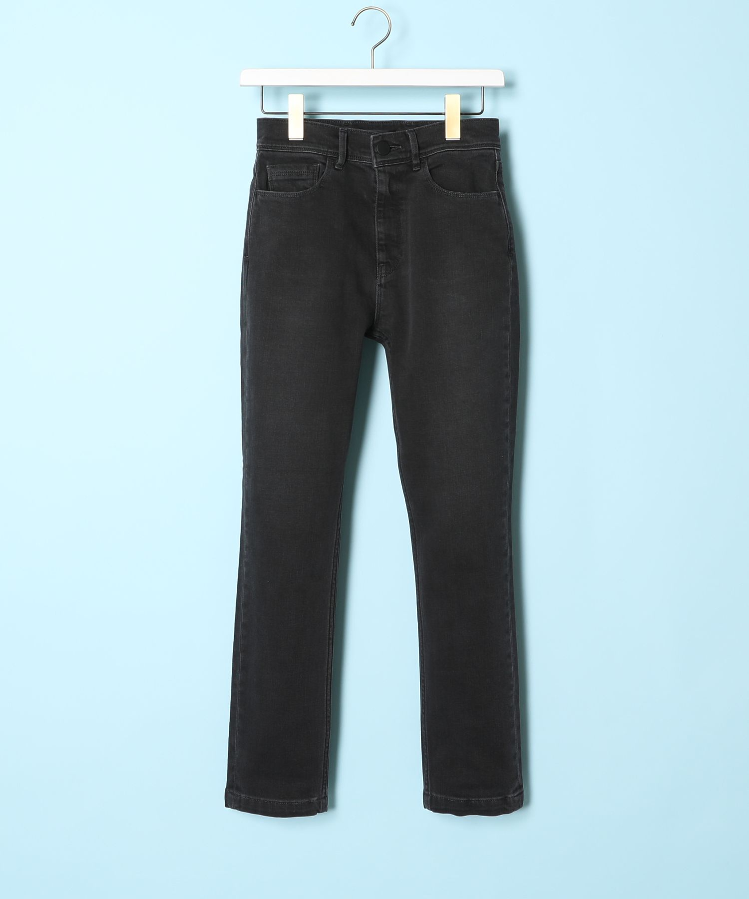 THE BLACK ザブラック / CAT スリムフィットジーンズ Slim Fit Jeans