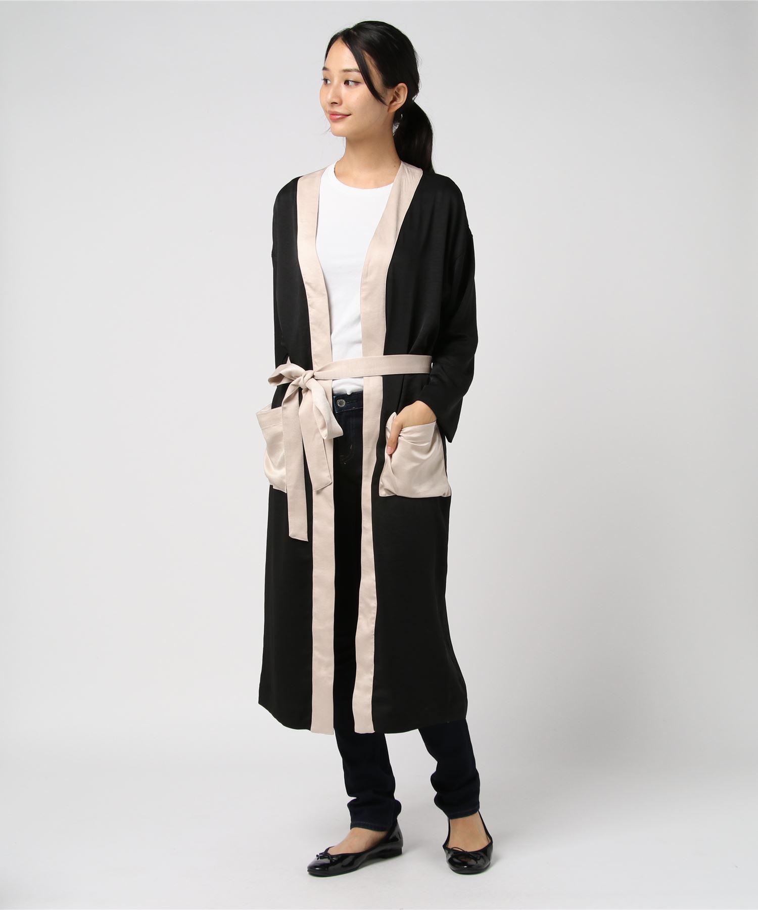American Rag Cie Robe Dress/アメリカンラグシー ローブドレス