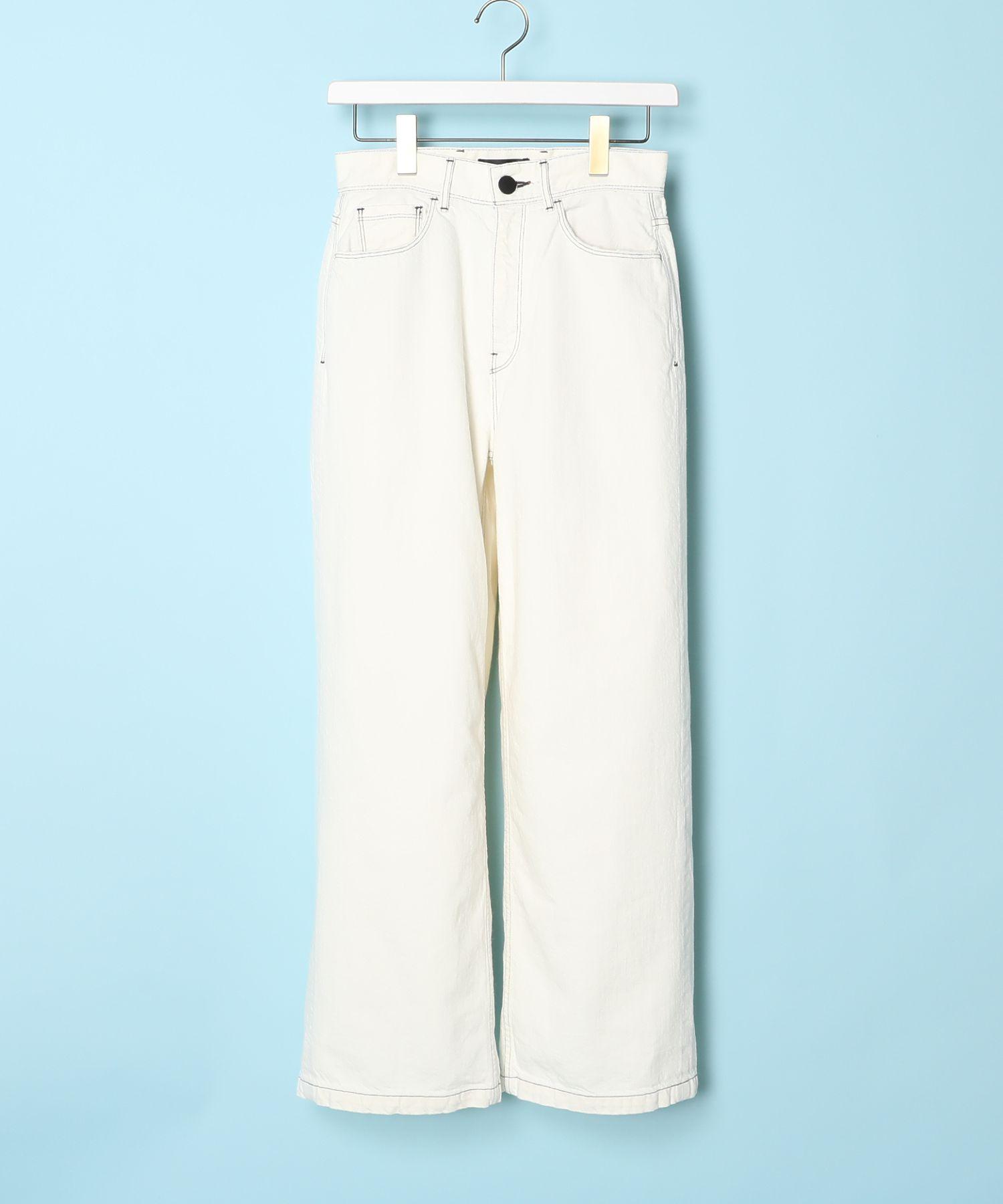 THE BLACK ザブラック / KILLER ワイドフィットジーンズ Wide Fit Jeans