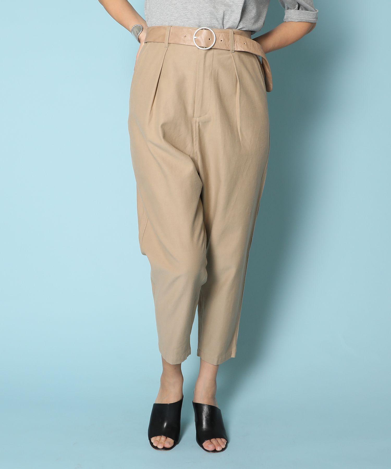 American Rag Cie Cropped Tapered Pants/アメリカンラグシー クロップドテーパードパンツ