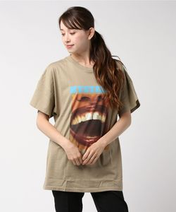TELL ME MORE ビッグTシャツ